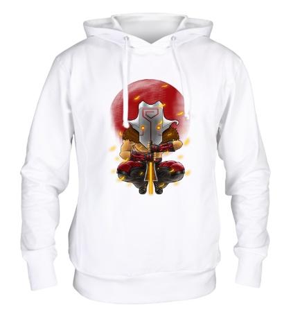 Толстовка с капюшоном Juggernaut Warrior