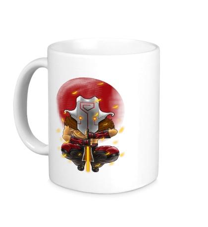 Керамическая кружка Juggernaut Warrior