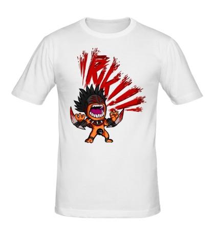 Мужская футболка Bloodseeker Rage