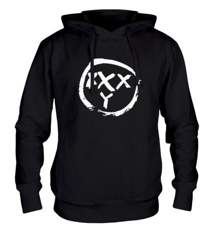 Толстовка с капюшоном «Oxxxymiron»