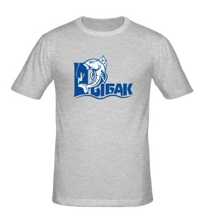 Мужская футболка Истинный рыбак