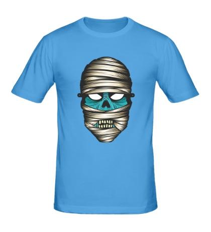 Мужская футболка Злобная мумия