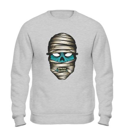 Свитшот Злобная мумия