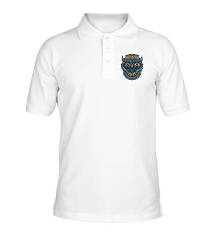 Рубашка поло Модная сова
