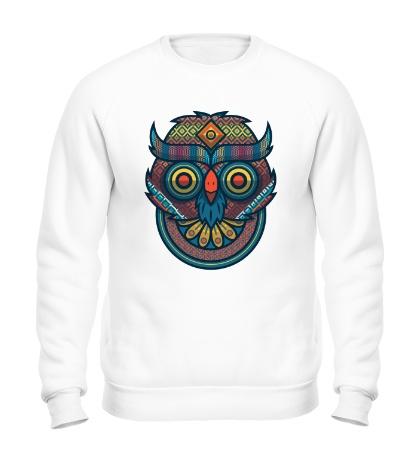 Свитшот Модная сова
