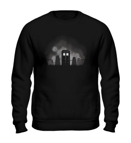 Свитшот Time Lords Halloween