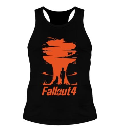 Мужская борцовка Fallout 4: Atom Bomb