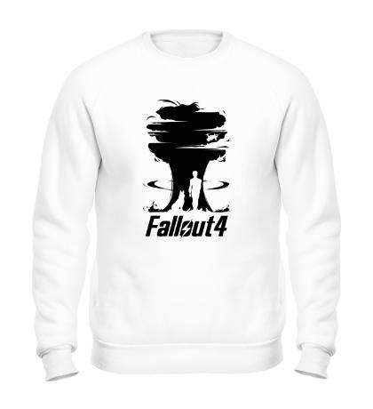 Свитшот Fallout 4: Atom Bomb