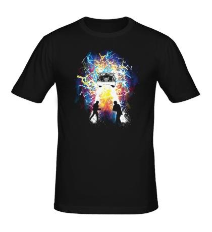 Мужская футболка Time Travelers
