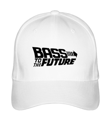 Бейсболка Bass to the Future