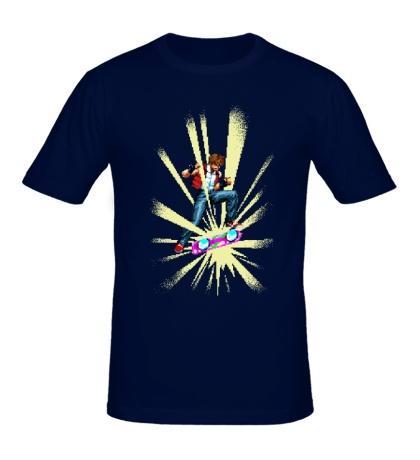 Мужская футболка Epic kickflip