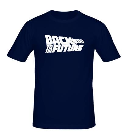 Мужская футболка Back to the Future
