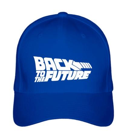 Бейсболка Back to the Future