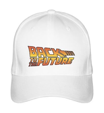 Бейсболка «Назад в будущее»