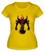 Женская футболка «Nevermore Requiem» - Фото 1
