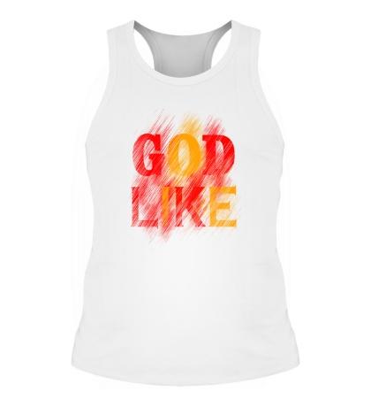 Мужская борцовка God like distortion