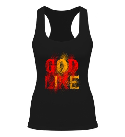 Женская борцовка God like distortion