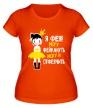 Женская футболка «Непростая фея» - Фото 1