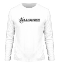 Мужской лонгслив Alliance Team