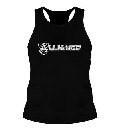 Мужская борцовка Alliance Team