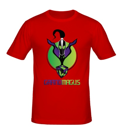Мужская футболка Rubick Grand Magus