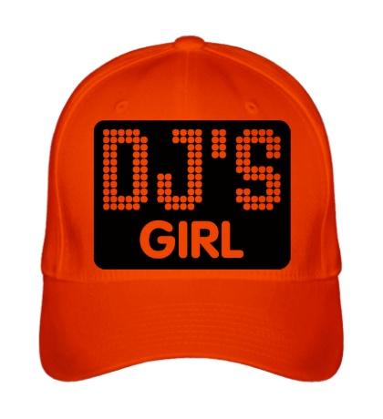 Бейсболка Djs Girl