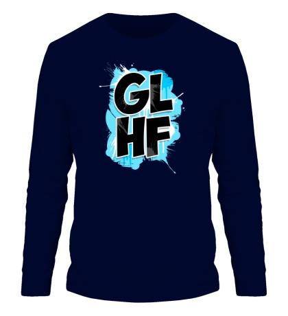 Мужской лонгслив GLHF