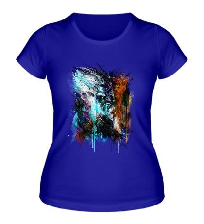 Женская футболка Juked