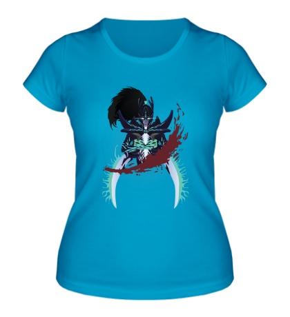 Женская футболка Phantom Assassin Arcana