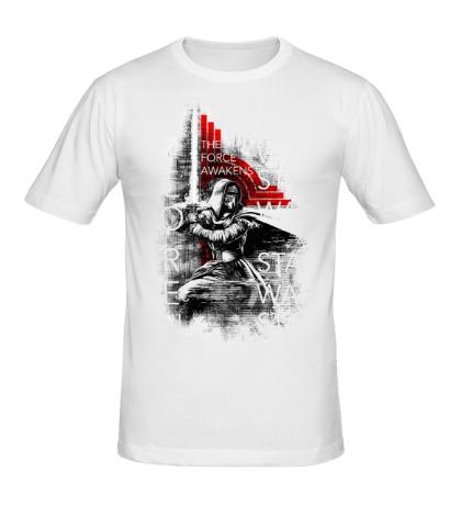 Мужская футболка Пробуждение силы