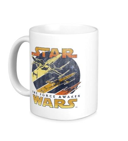 Керамическая кружка The Force Awaker