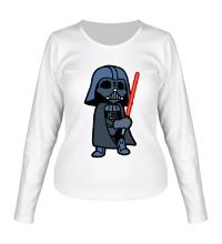Женский лонгслив Vader Pop
