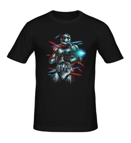 Мужская футболка Clone Trooper