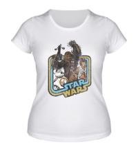 Женская футболка Star Wars Victory