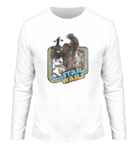Мужской лонгслив Star Wars Victory