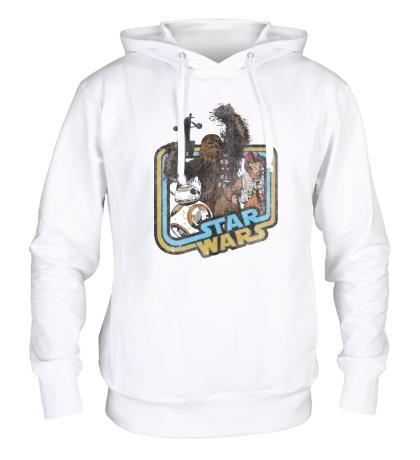 Толстовка с капюшоном Star Wars Victory