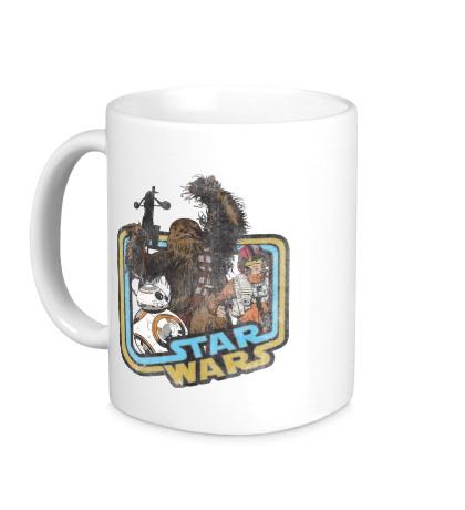 Керамическая кружка Star Wars Victory