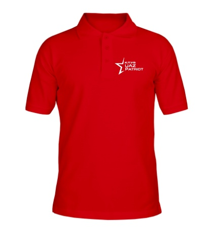 Рубашка поло Клуб Уаз Патриот