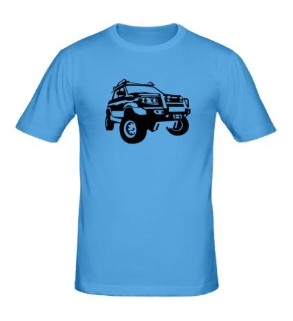 Мужская футболка УАЗ