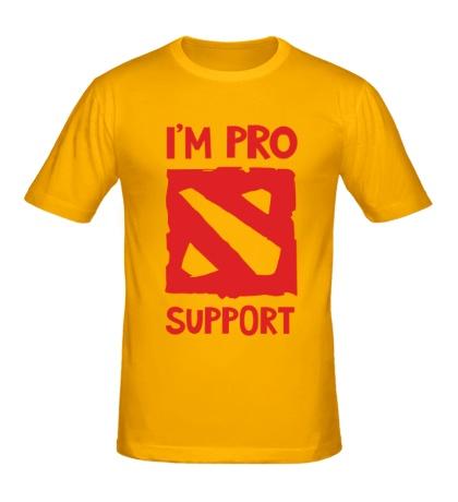 Мужская футболка Im pro support