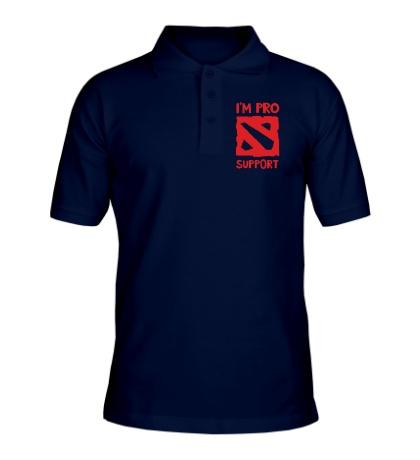 Рубашка поло Im pro support