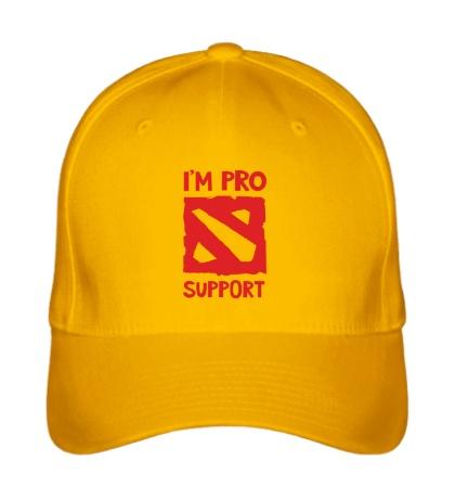 Бейсболка Im pro support