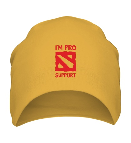 Шапка Im pro support