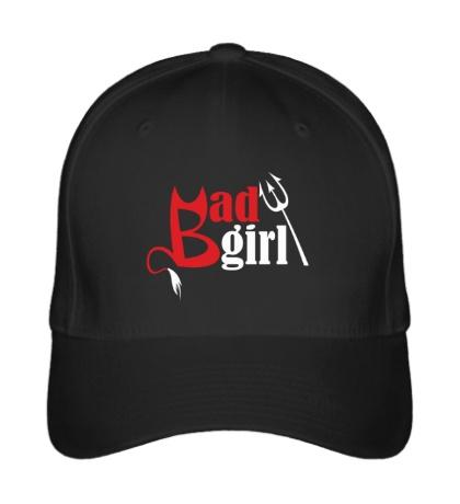 Бейсболка Плохая девчонка