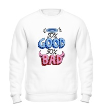 Свитшот Good vs Bad