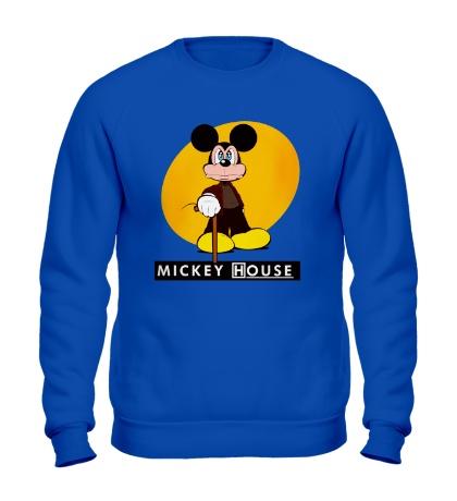 Свитшот Mickey House