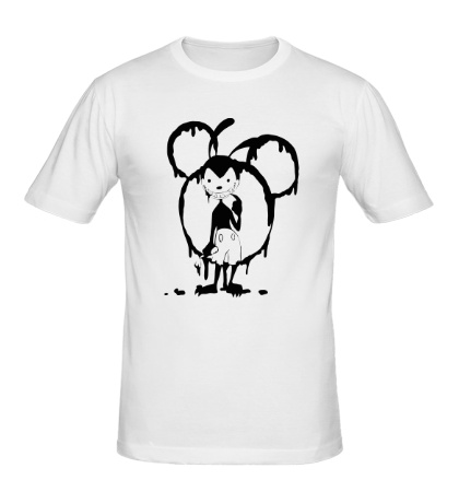 Мужская футболка Bad Mickey