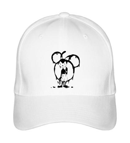 Бейсболка Bad Mickey