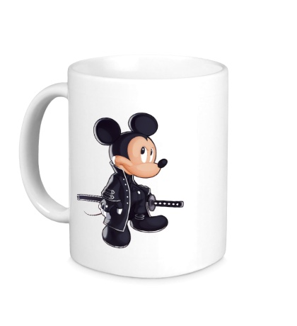 Керамическая кружка Mickey с мечом