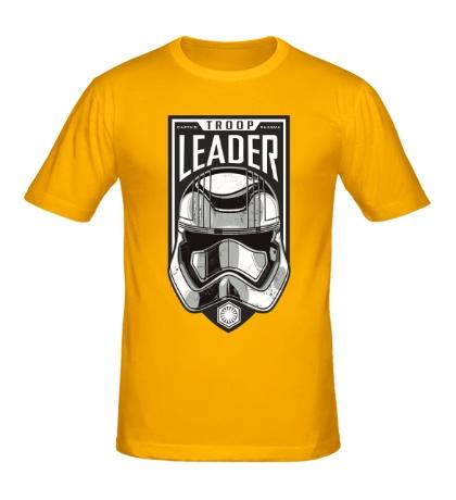 Мужская футболка Troop Leader